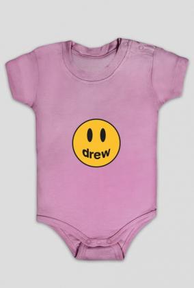 Body niemowlęce z logo DH
