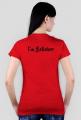 Koszulka damska - I'm Belieber