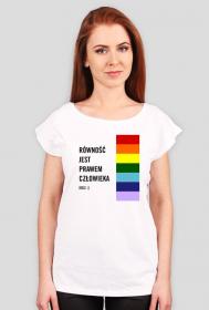 Równość to prawo człowieka!
