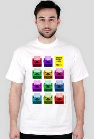 Oficjalna koszulka 2017 - Maraton Pisania Listów - wersja męska