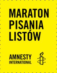 Bluza Maratonu Pisania Listów - wersja męska