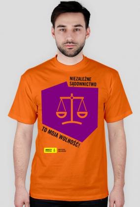 Niezależne sądownictwo to moja wolność!