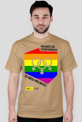Wolność od dyskryminacji to moja wolność!