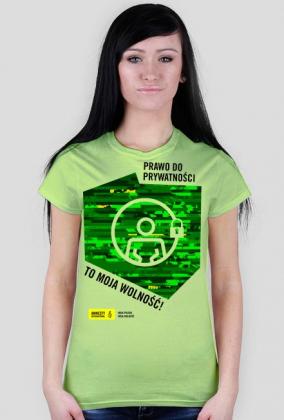 Prawo do prywatności to moja wolność!