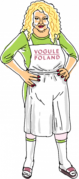 Magda / t-shirt slim
