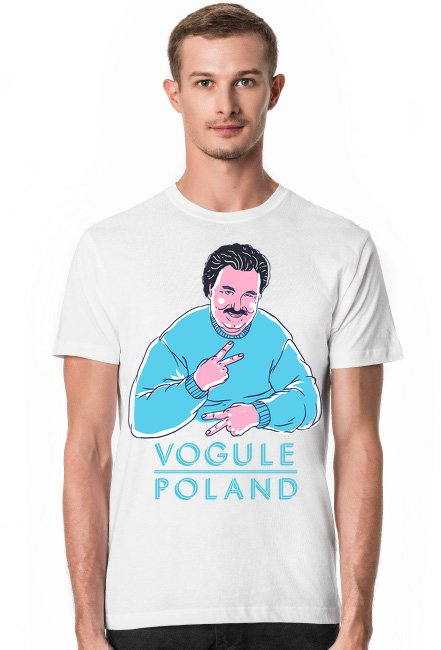 Krzysztof / t-shirt slim
