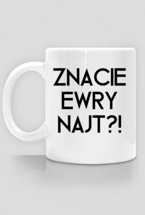 Znacie Ewry Najt?! / Mandaryna / kubek