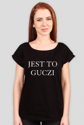 Jest to Guczi / Doda / t-shirt regular