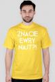 Znacie Ewry Najt?! / Mandaryna / t-shirt regular
