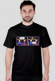 """T-shirt """"Bezbeczki - Muszla"""""""