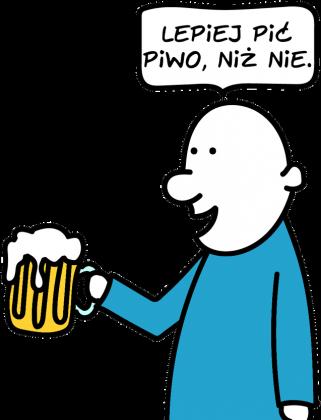 """Bluza męska """"Piwo"""""""