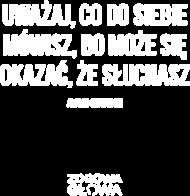UWAŻAJ - TORBA