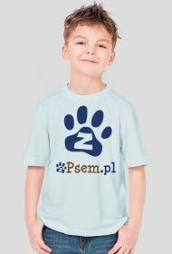 zPsem.pl - koszulka chłopięca