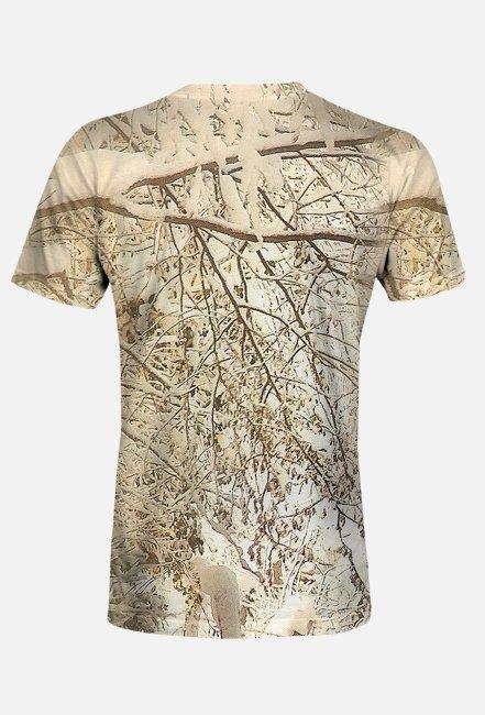 Koszulka Męska Tygrys 3