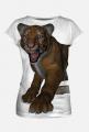 Bluzka damska Tiger biała