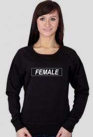 Bluza Damska kolekcji FEMALE/MALE