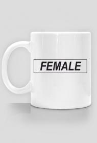 Kubek FEMALE