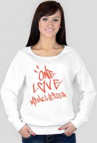 Bluza Damska One LOVE Manchester