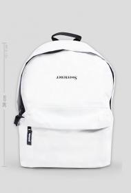 """Mały plecak """"ɹǝuǝʇǝǝʍs"""""""