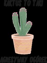 Torba kaktus to agresywny ogórek