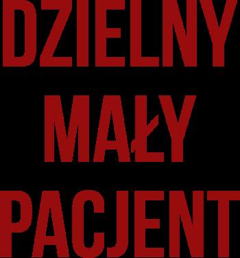 Miś - dzielny mały pacjent