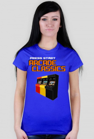 PRESS START - ARCADE CLASSICS - WOMEN