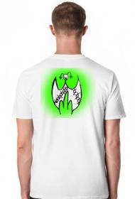 koszulka bella angel motyl