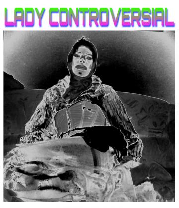 LADY CONTROVERSIAL - bluzechka
