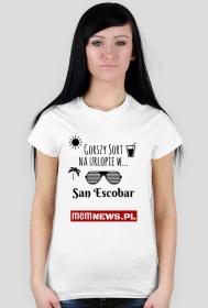 Urlop na San Escobar - damska