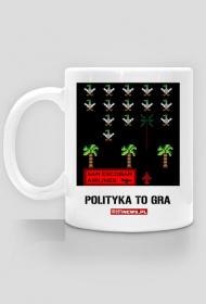 Polityka to gra - Kubek