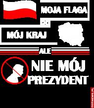 Nie mój prezydent - Męska
