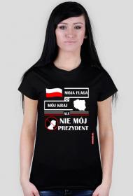 Nie mój prezydent - Damska