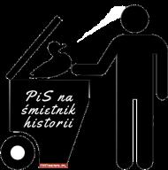 PiS na śmietnik historii - KUBEK