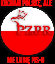 PZPR - NIE LUBIĘ PIS-U