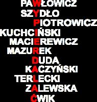 Koszulka z politykami PiS - męska 2.0