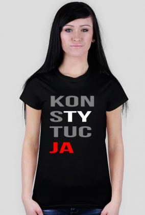 KonsTYtucJA - damska
