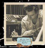 "Koszulka męska ""Much Love, Harry"""