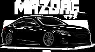 Koszulka męska - Mazda 6 / Atenza - CarCorner