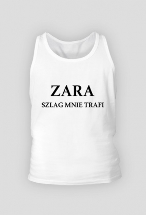 Zara - kobieta - biała