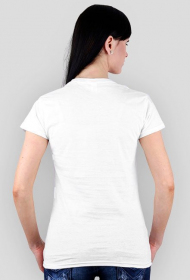 Logo - girl white