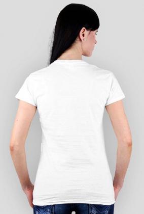 Think - girl white