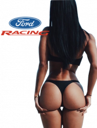 Sexowny Kubek Ford Racing