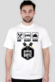 EAT SLEEP RIDE - BIKER BOYZ TV