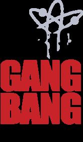 Podkładka pod myszkę The Big Gang Bang Theory - styl Teoria Wielkiego Podrywu