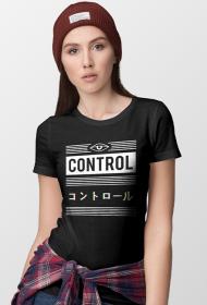 Control - Koszulka Otaku (Damska)