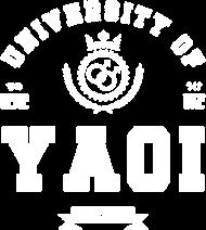 University of Yaoi  - Koszulka Yaoi Anime Damska
