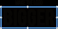 Make the logo bigger-  Prezent dla grafika komputerowego - Kubek grafika