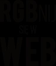 RGBnij się w WEB (#2) - Prezent dla grafika komputerowego - Koszulka męska