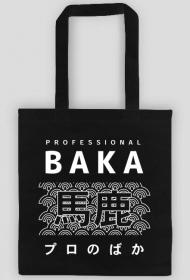 Prezent dla fana anime - Baka Otaku (Torba na zakupy)