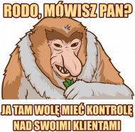 Koszulka RODO - Somsiad - Prezent dla korposzczura (Damska))